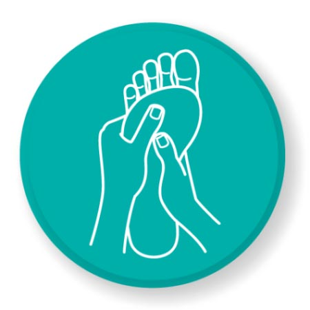 Podiatry Perth - Adult Foot Care Logo